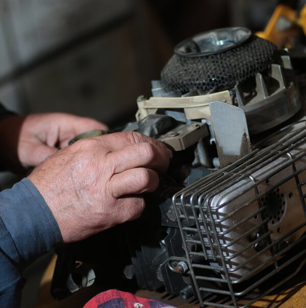 Garden Machinery Servicing