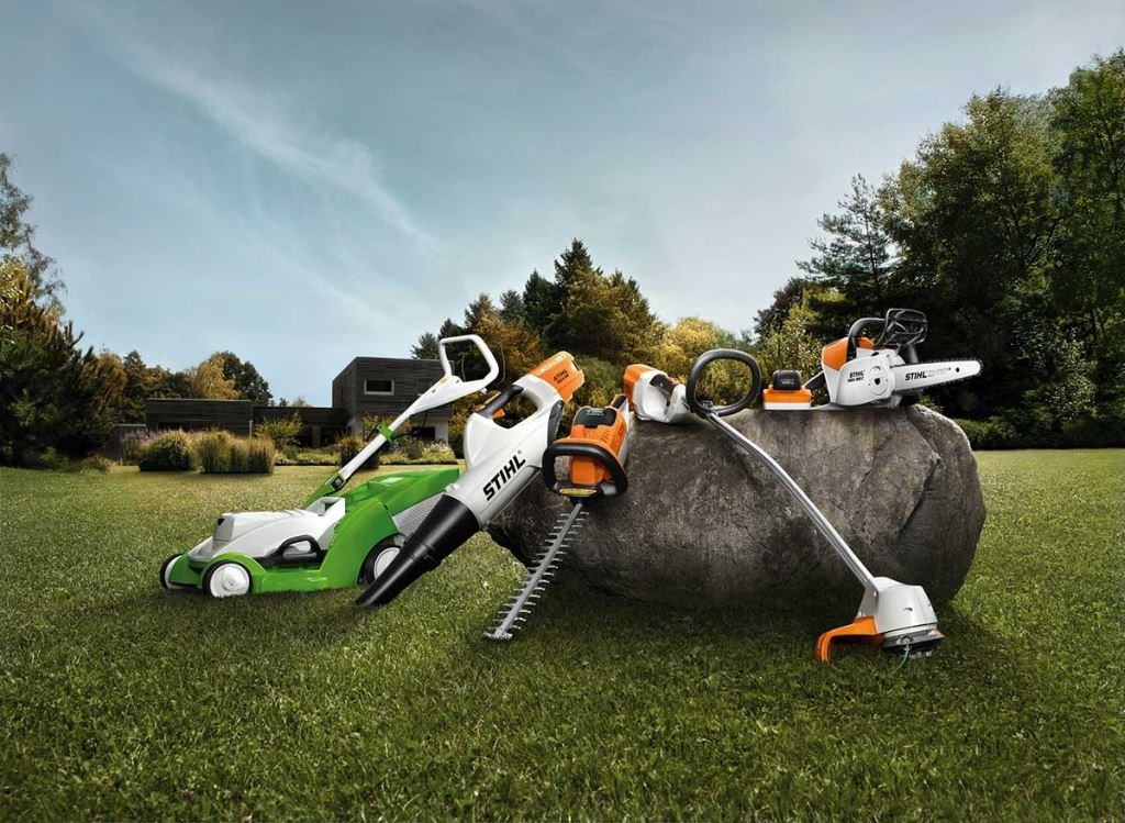 Are cordless or petrol garden tools better?