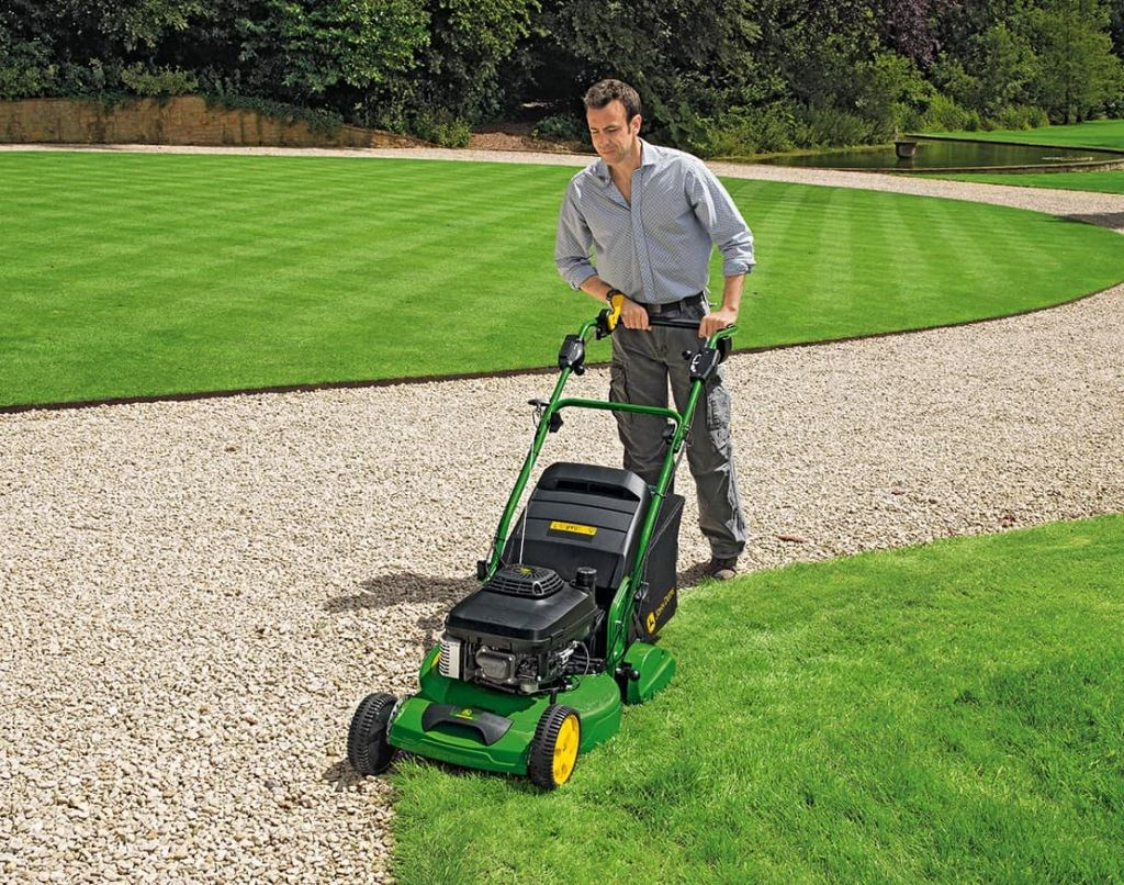 The ultimate guide to winter lawn mower care