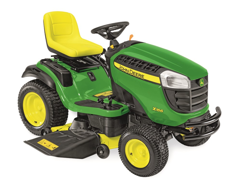 5 Ride On Mowers, Lawn Tractors & Garden Riders