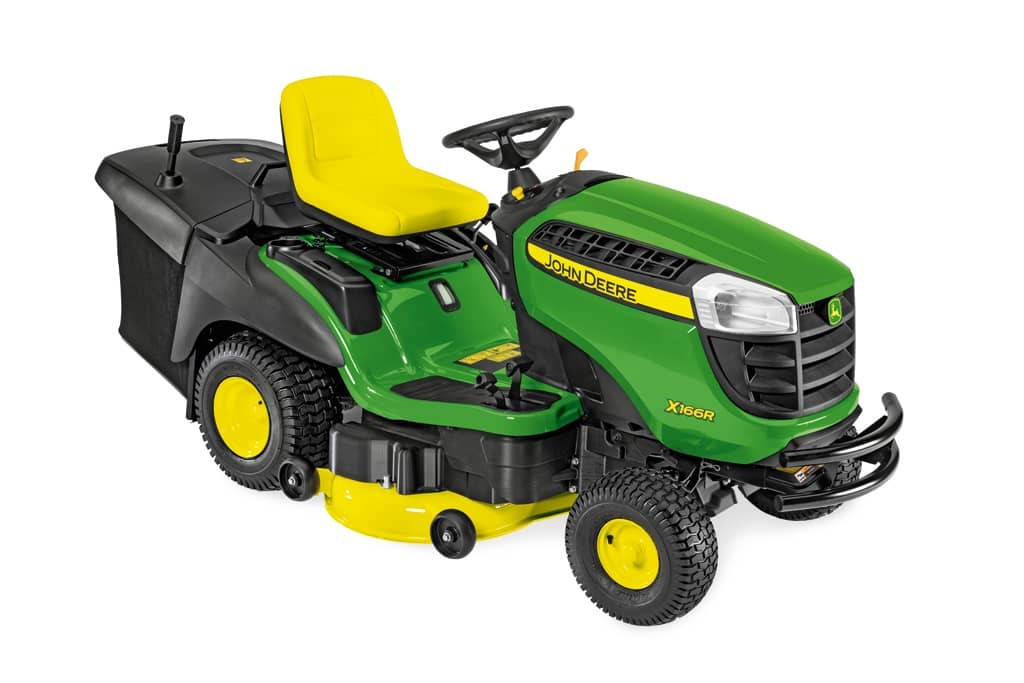 The benefits of lawn tractors