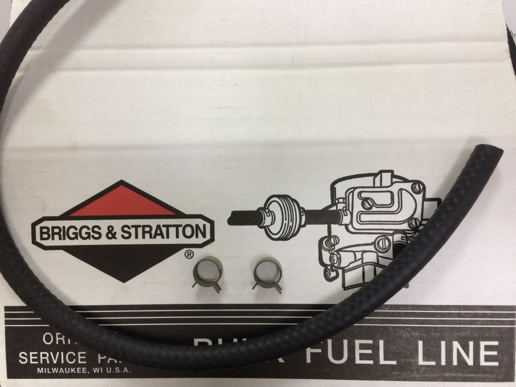792020 Fuel Hose Briggs and Stratton